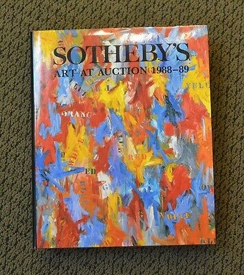 Sotheby's Art At Auction 1988-89 Hardcover