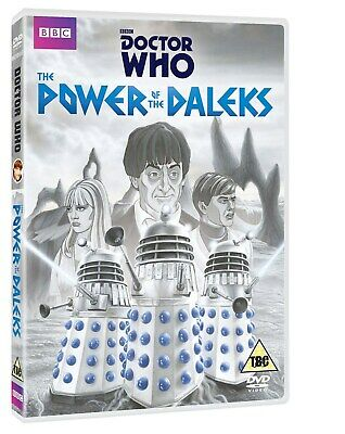Doctor Who: The Power of the Daleks [DVD]