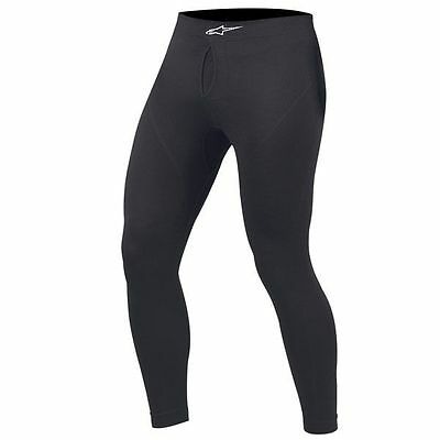 ALPINESTARS Summer Tech Under Suit Long Bottom (Black) Choose Size