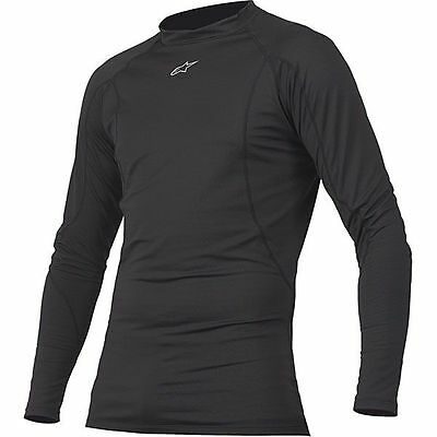 ALPINESTARS Thermal Tech Base Layer Top (Black) Choose Size