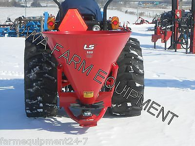 10 Bushel Steel Cone Seeder, Broadcast Seeder/Spreader, Fertilizer Spreader