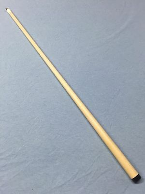 Cue Shaft Hard Rock Maple 3/8 X 10 W Layered Tip Fits Most McDermott Great Value