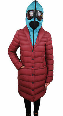 PARKA DONNA AI RIDERS ON THE STORM BLU GIUBBOTTO GIACCA NEVE LENTI  tag 40 42 44