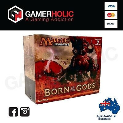 Magic The Gathering Born Of The Gods Fat Pack MTG Brand New