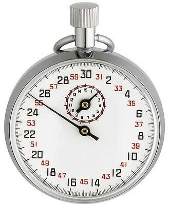Stopwatch Tfa 38.1021 Stainless Steel Solid Chrome-Plated 13 Stones Stop Watches