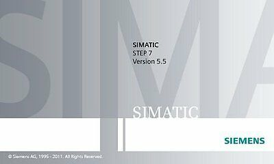 Simatic Manager Step7 V5.5 and  MPI Programming Cable