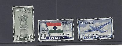 India 1947 First Issue Mint NH VF