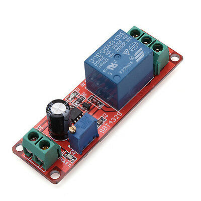 2 x NE555 0-10 second Oscillator delay module BT