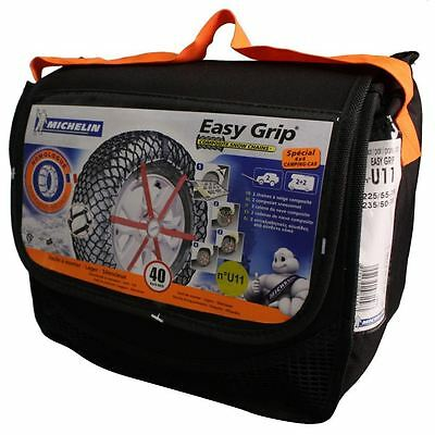 MICHELIN Chaines neige Easy Grip V2 U11