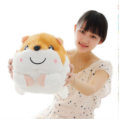 Hamtaro Trotting Hamtaro Little Hamsters Plush Doll Toy Stuffed Animal  Pillow