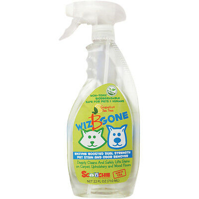 Wiz B Gone Pet Stain And Odor Remover 22oz  100
