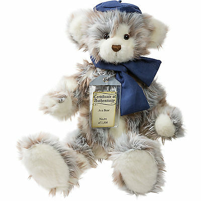 Silver Tag Series 6 Ava Bear Collectible Limited Edition Teddy from Suki