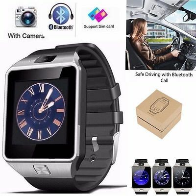 Nuovo Smart Watch Dz09 Sim Ios Android Touch Screen Bluetooth Video Foto Italia
