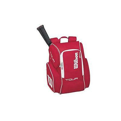WILSON RACQUET SPORTS WRZ843696 Tour V Large Backpack Red