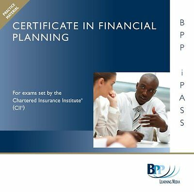 Certificate in Financial Planning: 3 Financial Protection: CF3: i-Pass New Multi
