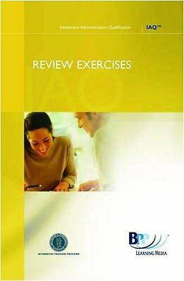 IAQ Technical - Private Client Admin: Review Exercises New Paperback Book BPP Le