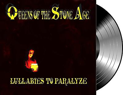 2Lp Vinilo Queens Of The Stone Age Lullabies To Paralyze New And Sealed Vinyl