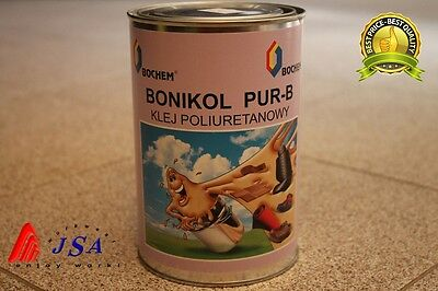 Bonikol PUR-B 0.8kg Extra Strong Shoe Repair Contact Adhesive Leather&Rubber