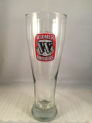 Widmer Brothers Pilsner Beer Glass 20oz