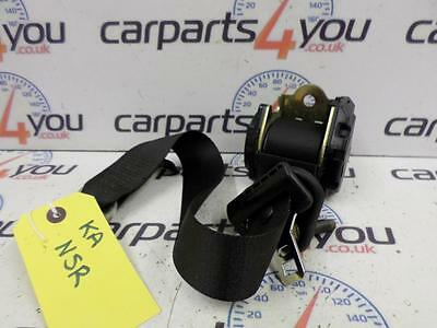 Ford Ka Mk1 96-08 Reg N/s/r Passenger Rear Seatbelt Seat Belt + Free Uk Post