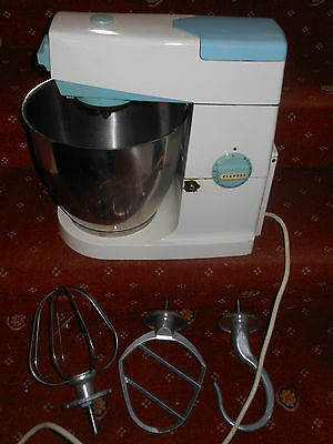 Kenwood chef major a707a food mixer with attachments for Kenwood cooking chef accessoire
