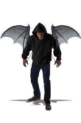 Brand New Wicked Wings Vampire Bat Costume Accessory