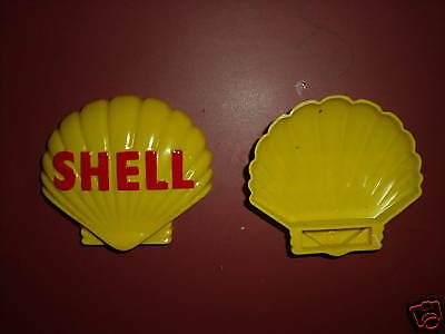 Enseigne  Coquille  Shell  Pour  Eclairage  Garage  Station  Service  Vroom