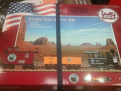 LGB 72426 Fright Train Starter Set