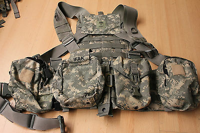 US Army S.O. Tech Medical Assault UCP Chest Harness Weste MACHS super selten