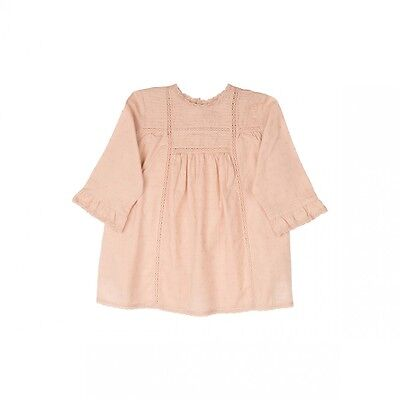 Bonpoint Baby Bloom Blush Dress 2 Years