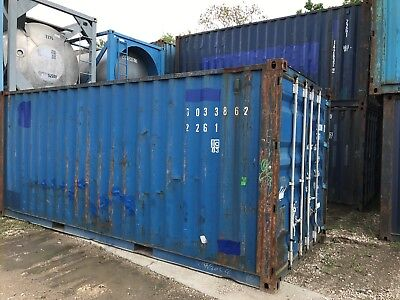 20 ft shipping container - Houston