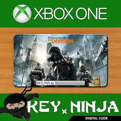 Tom Clancy's The Division Key / Xbox One / Full Game Digital Download [Global]