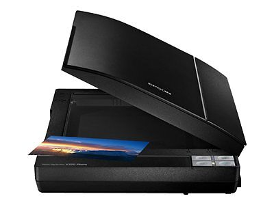 Epson Perfection V370 Scanner with Integrated Transparency Unit