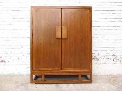 China Highboard aus Massivholz