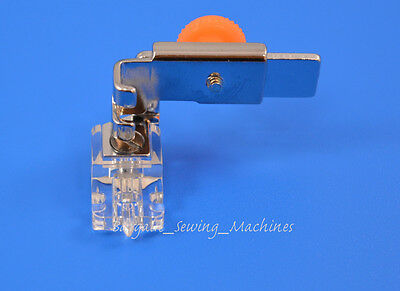 Adjustable Invisible Zipper Foot Clear View Brother Singer Janome Sewing Machine