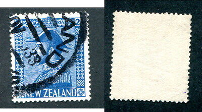Used New Zealand Stamp #182 (Lot #11728)