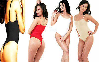 Thong Bodysuits/leotards Thin Straps Quality (Ref: 2315)