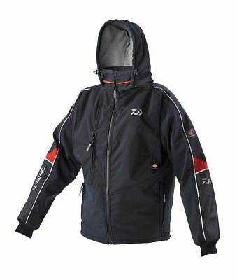 Daiwa Airity Windstopper Jacket - Blue/Red - 2017 Range