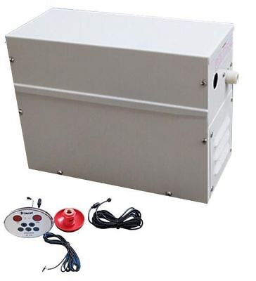 3kw Sauna Steam Khan Stove Bathroom Steam Generator with Controller 220V