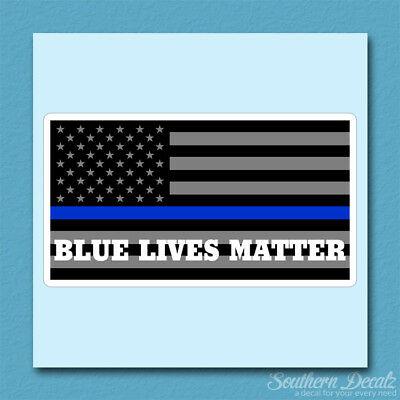 FIRE FIGHTER LIVES MATTER RUSTIC FLAG STICKER VINYL GRAPHICS DECAL 3.6 x 6.4/""