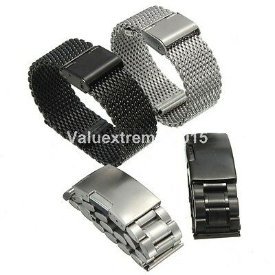 20mm Stainless Steel Metal Watch Band Replace Strap For Samsung Gear S2  Classic