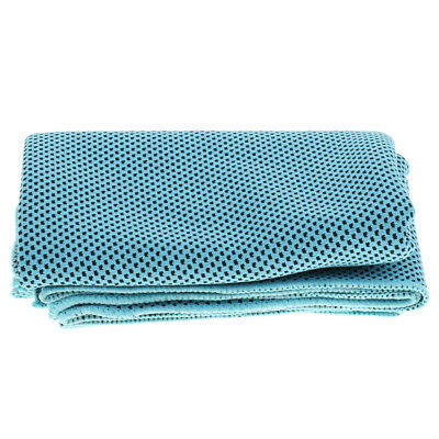 Yoga Running Jogging Gym Fitness Sport Cold Chilly Pad Instant Cooling Towel