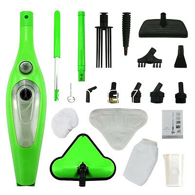 Steamer 1300W 12 In 1 Steam Mop Hand Held Steamer Cleaner With All Accessories
