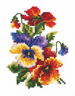 Lifeboat Cross Stitch Kit by Florashell