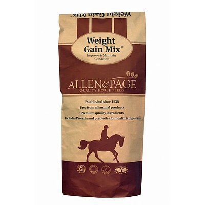 Allen And Page Weight Gain Mix 20Kg Horse Feed