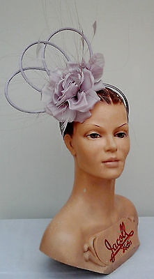 Ladies Maddox by Whiteley Dusk Fascinator, Wedding/Races/Mother of the Bride