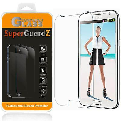 SuperGuardZ® Tempered Glass Screen Protector Shield For Samsung Galaxy Note 2