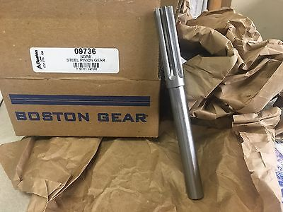 Boston Gear 09736 NDR6 Steel Pinion Gear