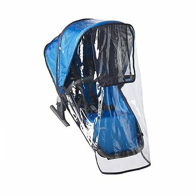 *NEW* UPPAbaby VISTA RumbleSeat Rain Shield- Clear -Not for Regular Seat