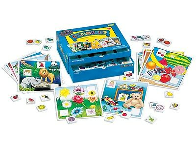 Lauri Toys Early Learning Center Kit Categories